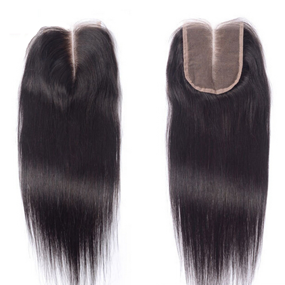 Straight Lace Closure Free Part Yes Weave Hair